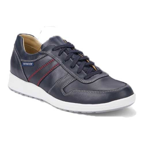 MEPHISTO VITO men's sneaker is ultra-comfortable and provides a perfect fit from the very first step. Available in Chestnut, Graphite and Navy