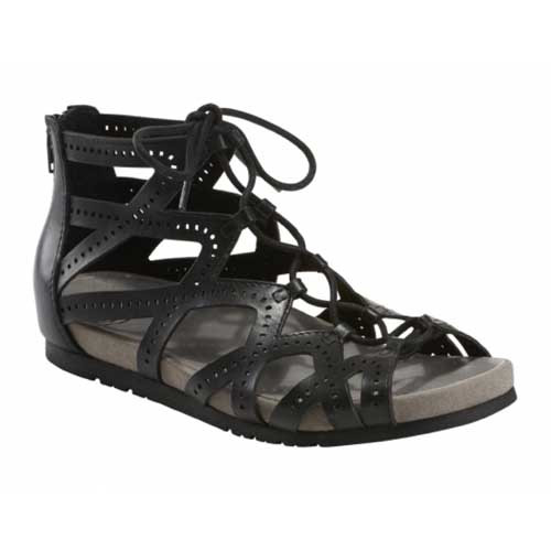 Linden Lehi sandal provides all-day comfort for your feet. Available in Black