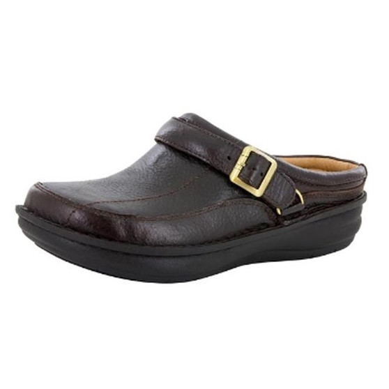 Alegria Men's Chairman Dark Brown