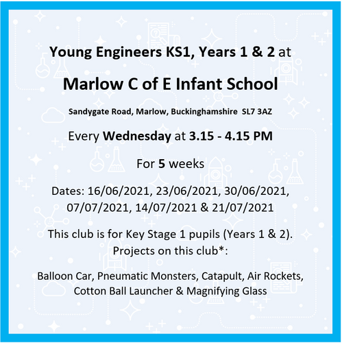 Marlow C of E Infant School Yr 2 ONLY Sum 1&2 '21 (M1&M1B) 379