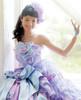 Lavender Wedding Dress
