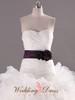 Organza Ballgown Wedding Dress Sweetheart Neckline