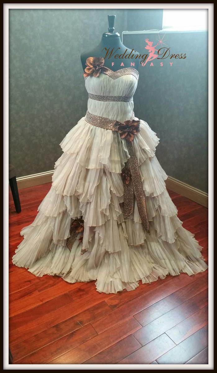 Steampunk Wedding Dresses