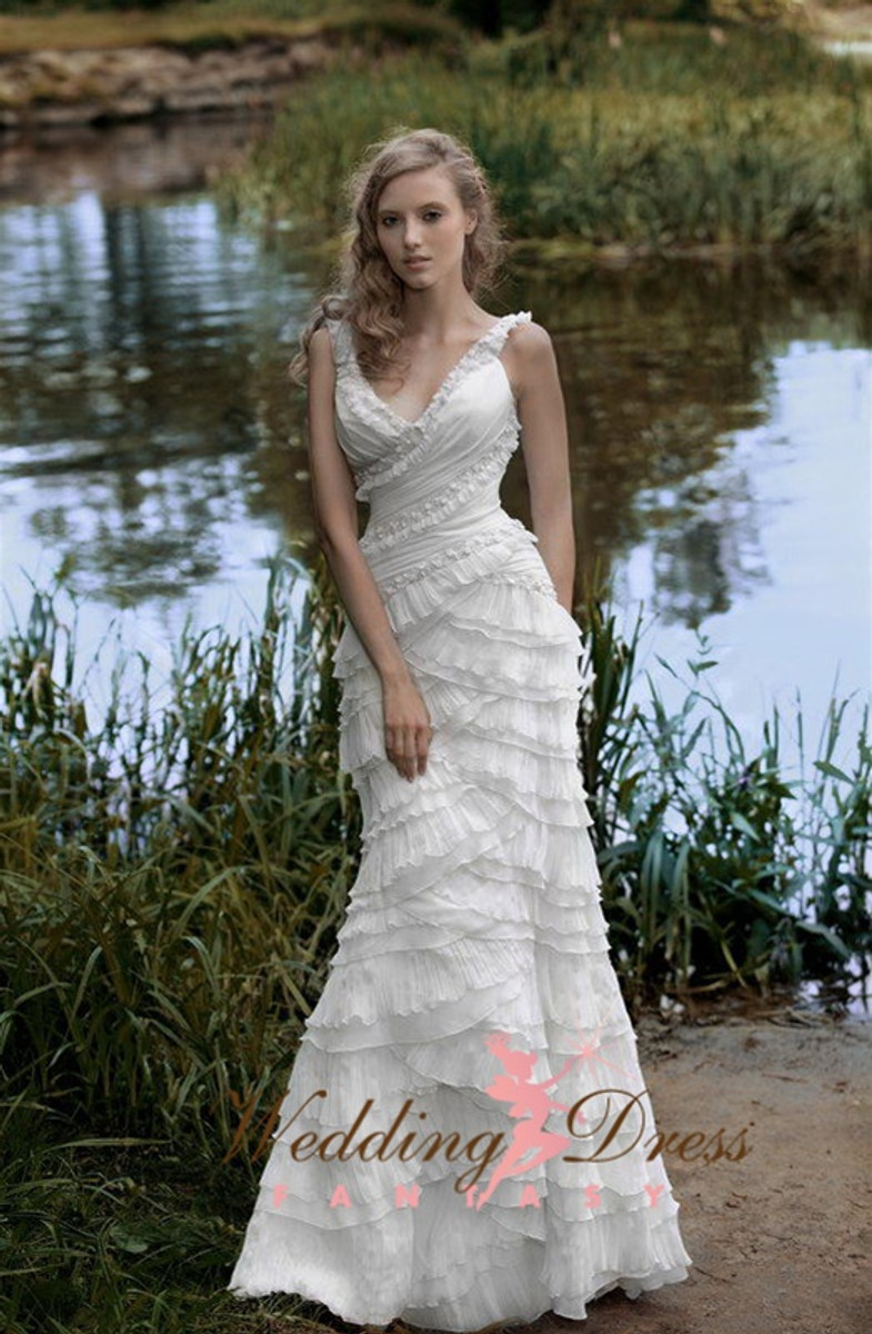 Vintage Inspired Wedding Dress Available In Every Color 2