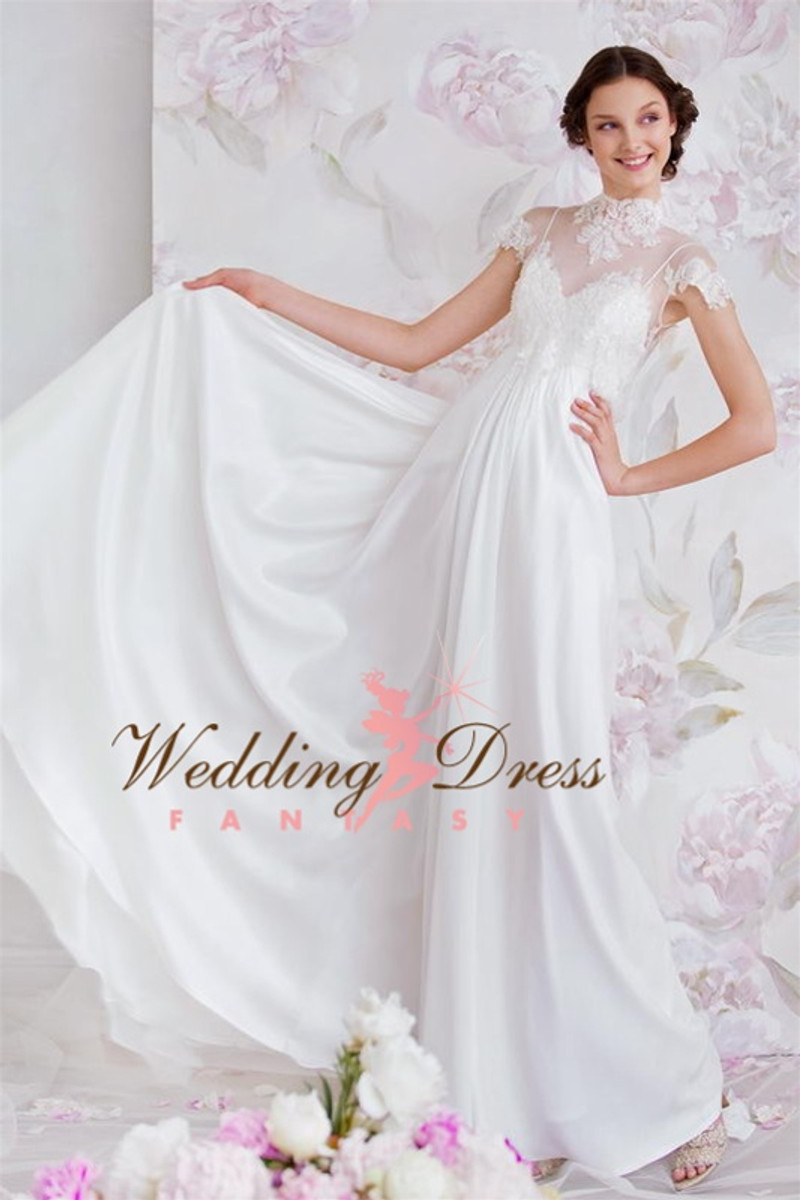 Vintage Inspired Wedding Dress- Available in Every Color 5