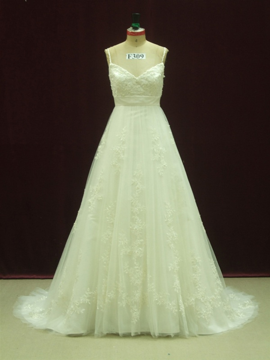 Designer Wedding Dress - Available in Every Color 10