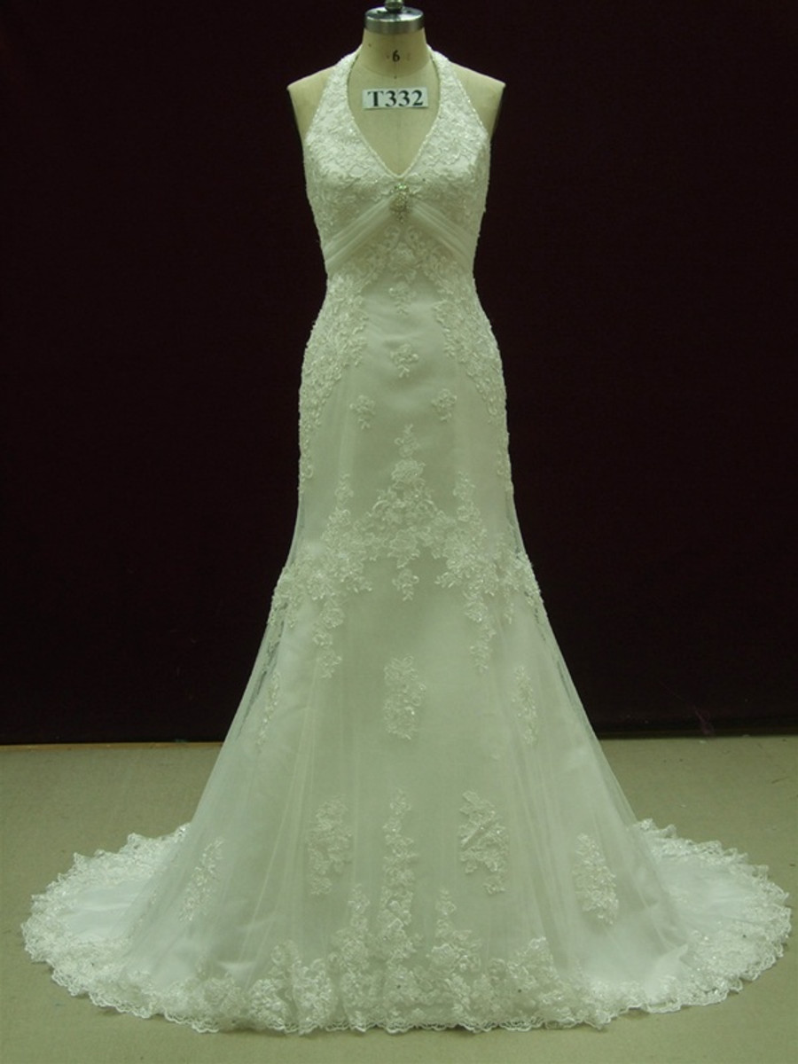 Designer Wedding Dress - Available in Every Color 24