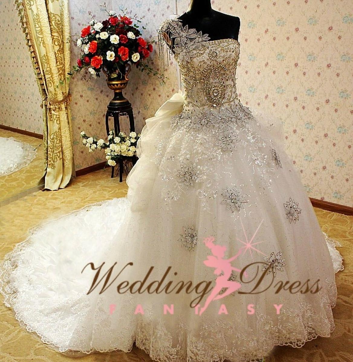 Gypsy Wedding Dress 5