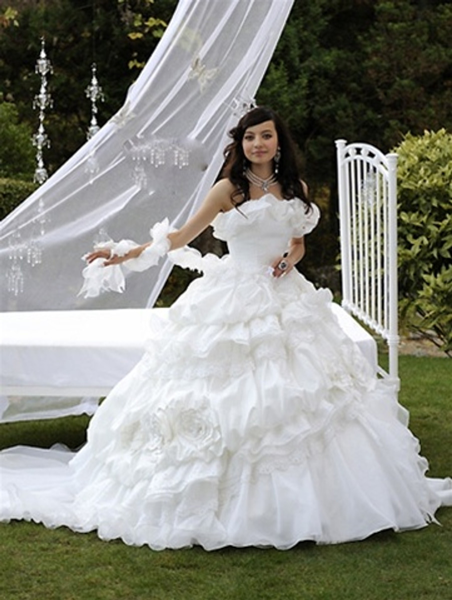 Gypsy Wedding Dresses.Gypsy Wedding Dress 13