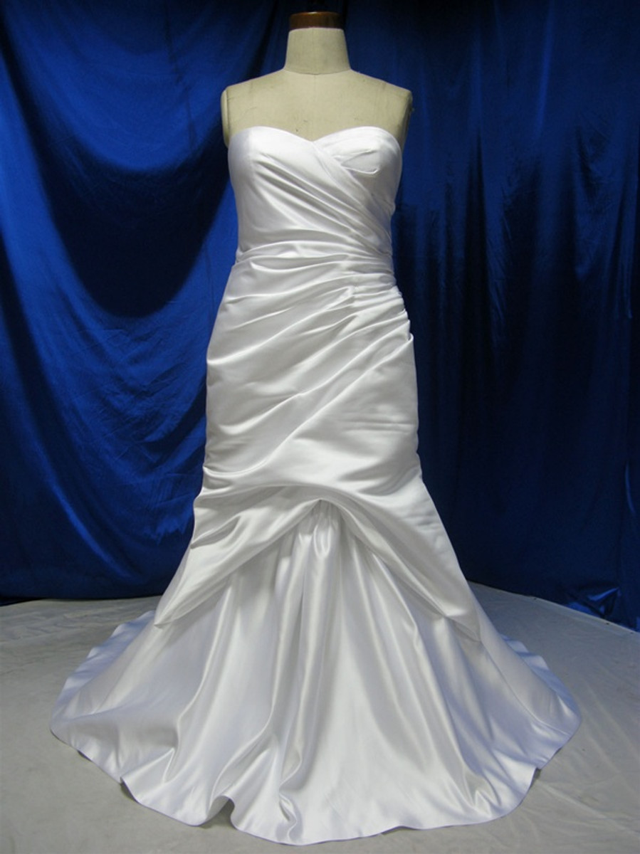 Plus Size Wedding Dress - Available in Every Color 13