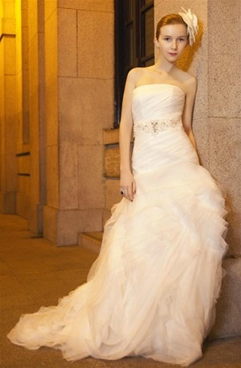 Designer Inspired Wedding Dresses