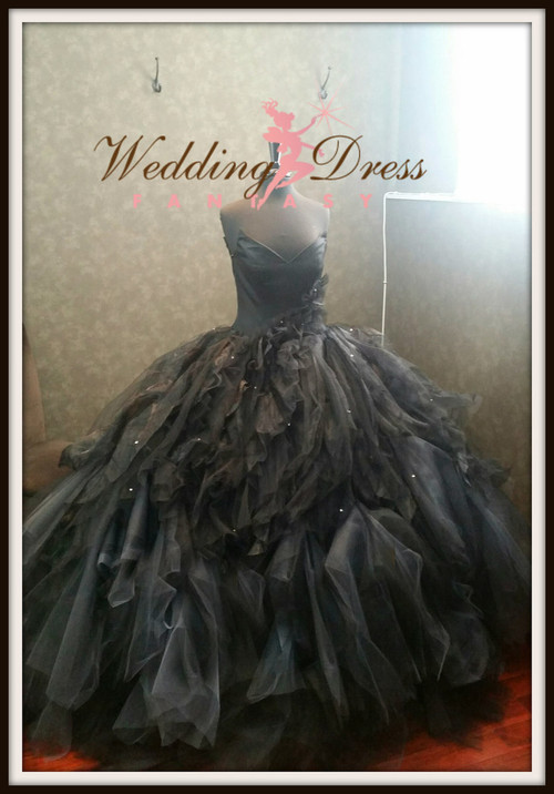 Gothic Wedding Dresses and Gothic