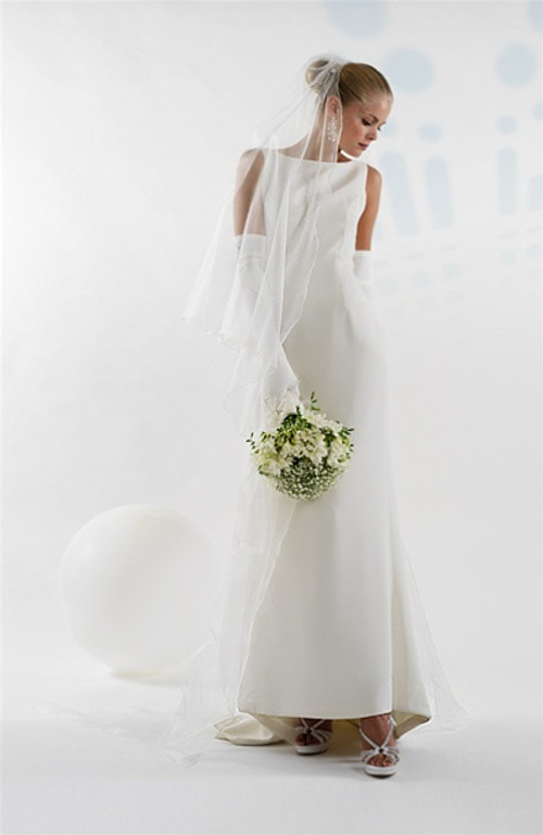 Audrey Couture Wedding Dress  - Available in Every Color