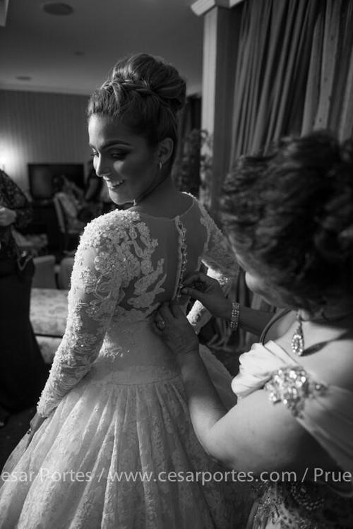 Custom Made Wedding Dress Bridal Gown for A Tarullo