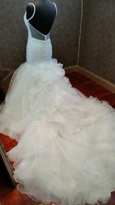 Custom Wedding Dress Bridal Gown for Mariann O.