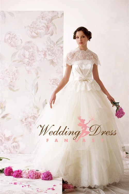 Vintage Inspired Wedding Dress- Available in Every Color 4