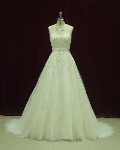 Designer Wedding Dress - Available in Every Color 5