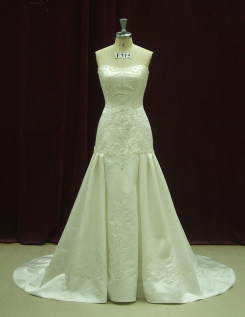 Designer Wedding Dress - Available in Every Color 15
