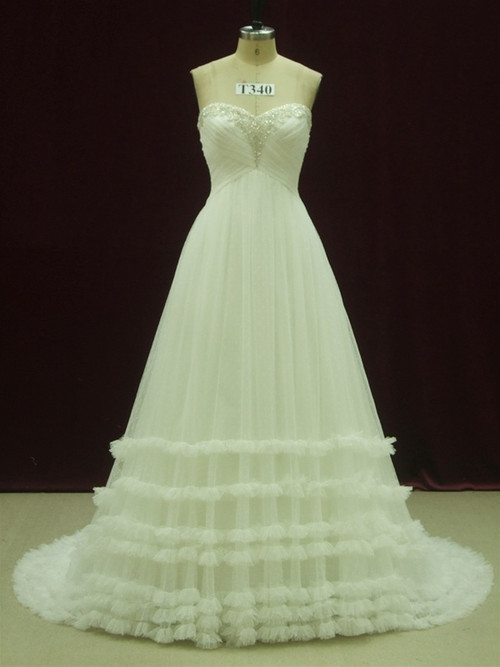 Designer Wedding Dress - Available in Every Color 32