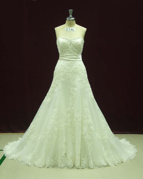 Designer Wedding Dress - Available in Every Color 37