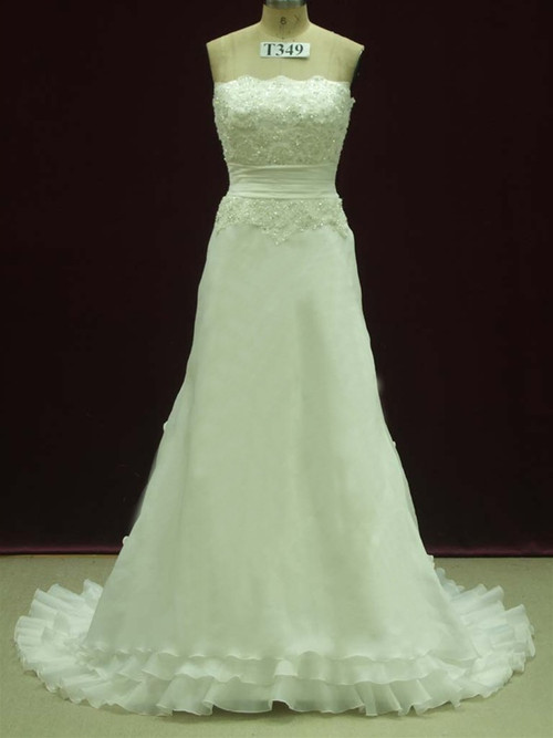 Designer Wedding Dress - Available in Every Color 40