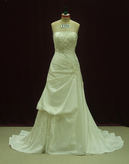Designer Wedding Dress - Available in Every Color 41