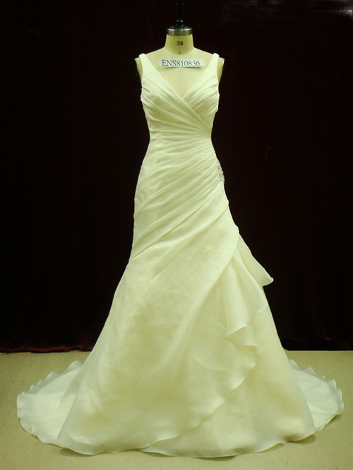 Designer Wedding Dress - Available in Every Color 49