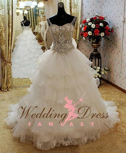 Gypsy Wedding Dress 8