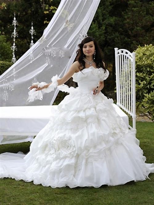 Gypsy Wedding Dress 13