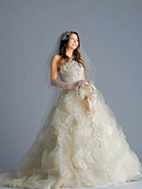 Gypsy Wedding Dress 14
