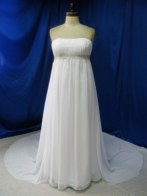 Plus Size Wedding Dress - Available in Every Color 9