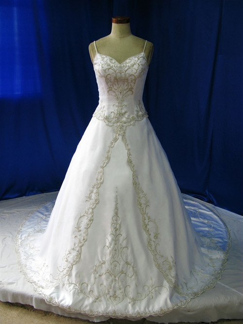 Plus Size Wedding Dress - Available in Every Color 17