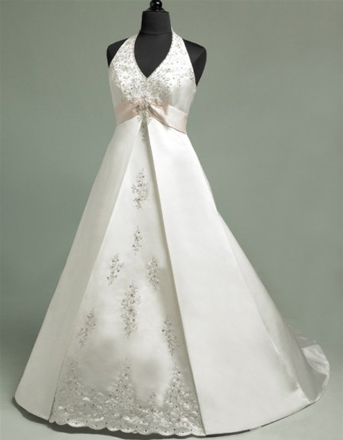 Plus Size Wedding Dress - Available in Every Color 19