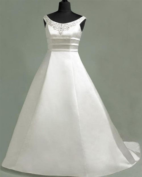 Plus Size Wedding Dress - Available in Every Color 21