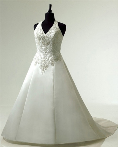 Plus Size Wedding Dress - Available in Every Color 22