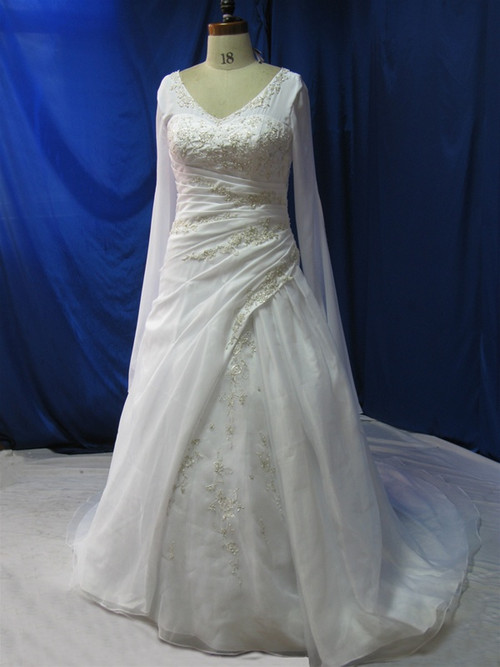 Plus Size Wedding Dress - Available in Every Color 23
