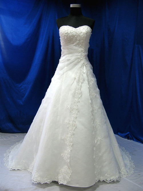 Vintage Inspired Wedding Dress - Available in Every Color 35