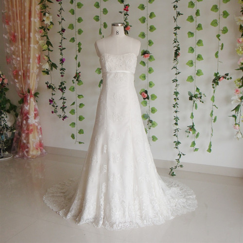 Vintage Inspired Wedding Dress- Available in Every Color 17