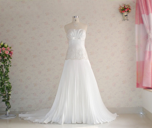 Vintage Inspired Wedding Dress- Available in Every Color 19