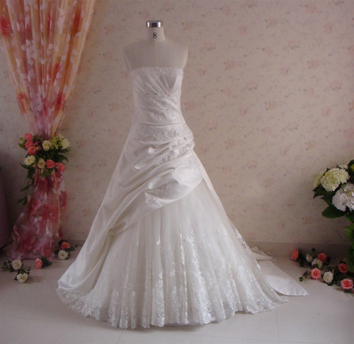 Vintage Inspired Wedding Dress- Available in Every Color 23