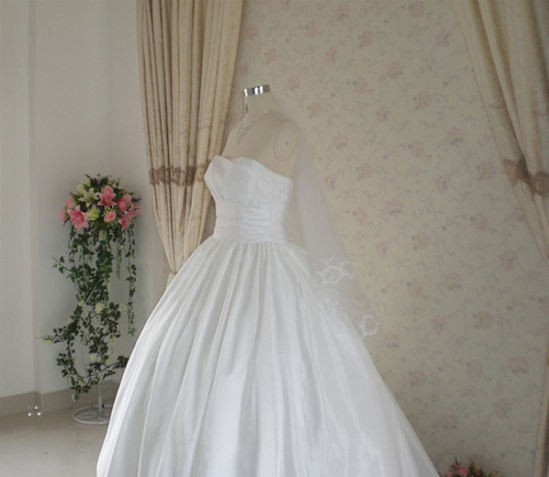 Vintage Inspired Wedding Dress- Available in Every Color 26