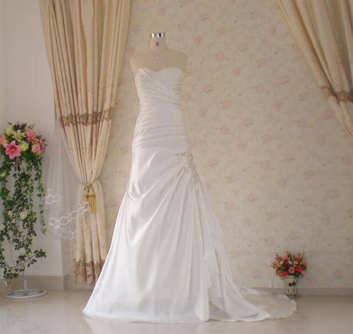 Vintage Inspired Wedding Dress- Available in Every Color 27