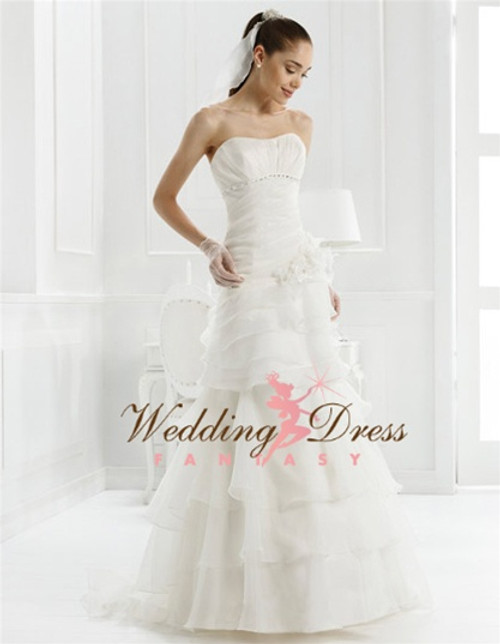 Convertible Wedding Dress- Available in Every Color
