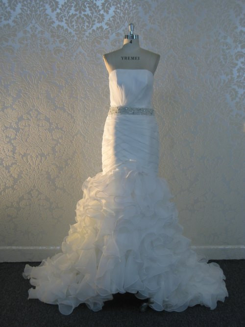 Designer Inspired Wedding Dress