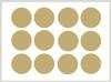 Polka Dots Wall Sticker Write Age