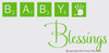 Baby Blessings Wall Sticker Decals Scrabble Tiles Wall Art Letters