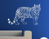 Tiger Jungle Animal Vinyl Wall Art Wall Decal Stickers for Home Decor