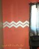 Chevron Stripe Wall Decals for Home Decor