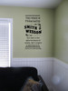 This House Protected By Smith & Wesson, Western Wall Decal Letters, Quotes & Sayings