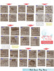 Stencil Stickers Decal for Wood Sign Painting Party Pallet DIY all options